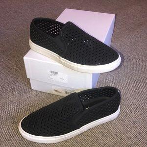 Steve Madden Slip On Sneakers in Black